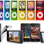 iPodニューモデル 2008ラインアップ
