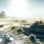 広大な砂漠で繰り広げられる装甲車戦!ゲーム『Battlefield 3』のプレイムービー