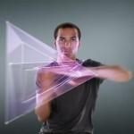 Samsung Galaxy SIIのCM『Unleash Your Fingers』