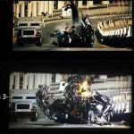 エコです。トランスフォーマー3でとある映画のカットをリサイクル。