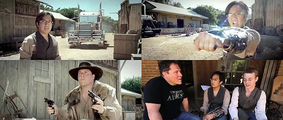 今度はアイアンマンの監督とコラボ!『Cowboys & FreddieW』