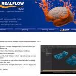 流体シミュレーションの定番ソフト『RealFlow 2012』発表!