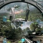 『Battlefield 3』64人対戦の様子を収録した動画。歩兵戦、戦車、戦闘ヘリ、戦闘機の様子が分かる!