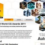 海外CGマガジン『3D WORLD』が選ぶ、もっとも素晴らしいCG事業