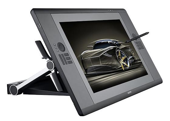 ワコム、24型液晶(1,920x1,200)のペンタブレット『Cintiq 24HD』発表