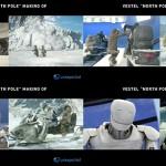 『Vestel - Northpole』メイキング動画