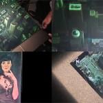 こんなにすごい!3Dホログラムプリント技術を利用したディスプレイ