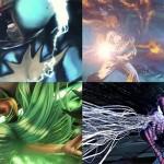 激しい戦いのインパクトの直前を捉えた!PS Vita『Ultimate Marvel vs Capcom 3』CGムービー