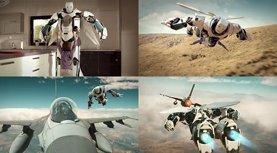 これでも食洗機のCM。Vestel『F18 Jetwash』の本編とメイキング映像