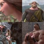 Pixar『Brave』の予告編が公開