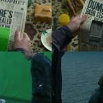 ハリーポッターのメイキング映像が公開される。ロンドンのプロダクション『Base Black』
