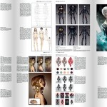 衣装デザインに着目したチュートリアル本『d'artiste Fashion Design』