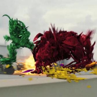 第二弾も半端無い! ILMによる『Transformers: Dark of the Moon』ブレイクダウンPart2