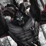 ヨハネの黙示録の四騎士を題材にしたゲーム『Darksiders II: Death Strikes』の第二弾CGトレーラー