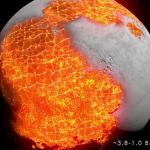 NASA作!月の45億年前から現在までをCGで再現。『NASA | Evolution of the Moon』