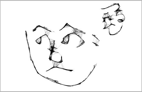 独特なタッチでお絵かきが出来るサイト『ScribblerToo』