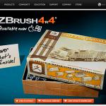 Zbrush4R4がリリースされる