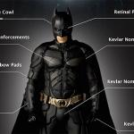 お幾ら万円?バットマンになる為の総額を算出した画像