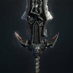 3ds Max, ZBrushで作る、洋ゲーで出てきそうな剣のチュートリアル