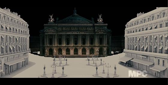 MPCが手掛けた『シャーロック・ホームズ シャドウ ゲーム』VFXメイキング