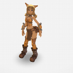 3Dモデルが投稿出来る海外のサイト『Sketchfab』 (1)