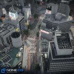 有料だけどもちゃんと作られた、渋谷駅周辺の建造物モデルデータ