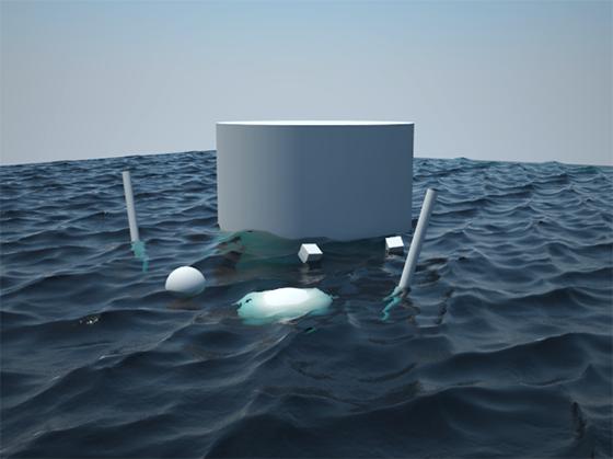 Houdiniの海面を再現出来るフリーのプラグイン『hotOceanDeformer』