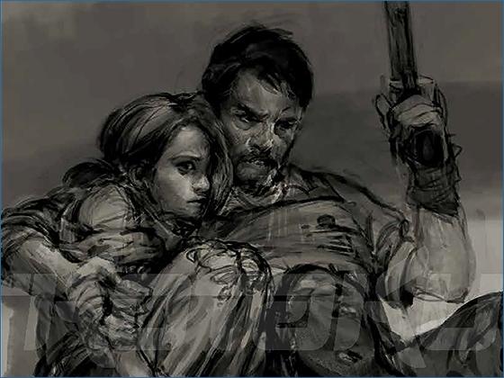 ゲーム『The Last of Us』のアートブックが発売されるぞー! (1)