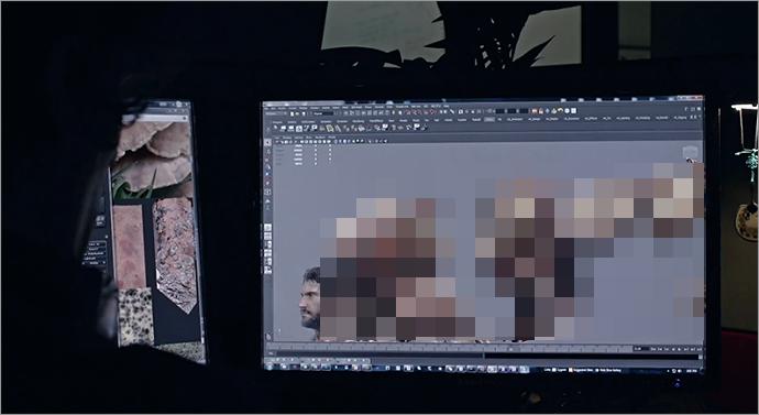 【閲覧注意】PS3『The Last of Us』のクリーチャーにスポットを当てたメイキング映像