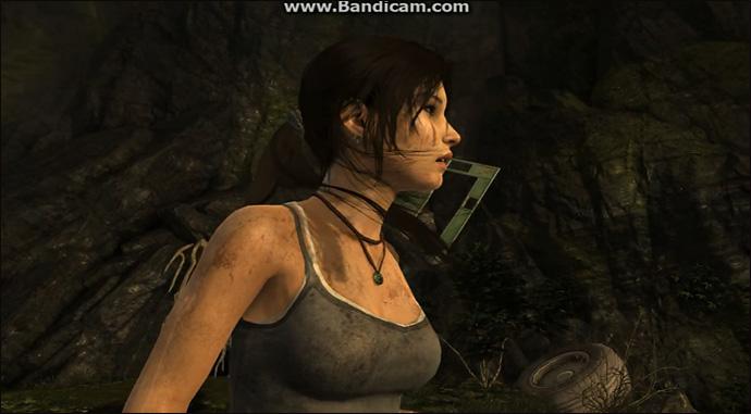 動画来た!ゲーム『トゥームレイダー(PC版)』でリアルタイム動作するヘアーシステム『TressFX』