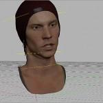 PS4向けのゲーム『Infamous Second Son』のメイキング映像。フェイシャル等。