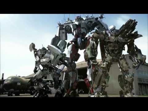 【3DCG】 台湾の軍隊はトランスフォーマーを導入!? 台湾の志願兵募集のCM