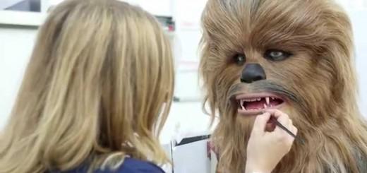 日本でもやるべき。超リアルな蝋人形館『マダムタッソー』。ロンドン会場のスターウォーズ展のメイキング動画。