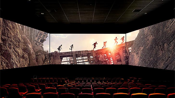 劇場はこんな感じらしい