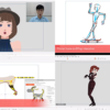 Cartoon Animator 4|2Dキャラクターをなめらかにアニメーションさせるツール