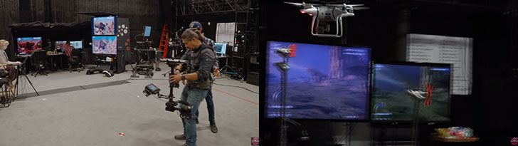 ライオンキングでは本物のカメラマンが実際に撮影