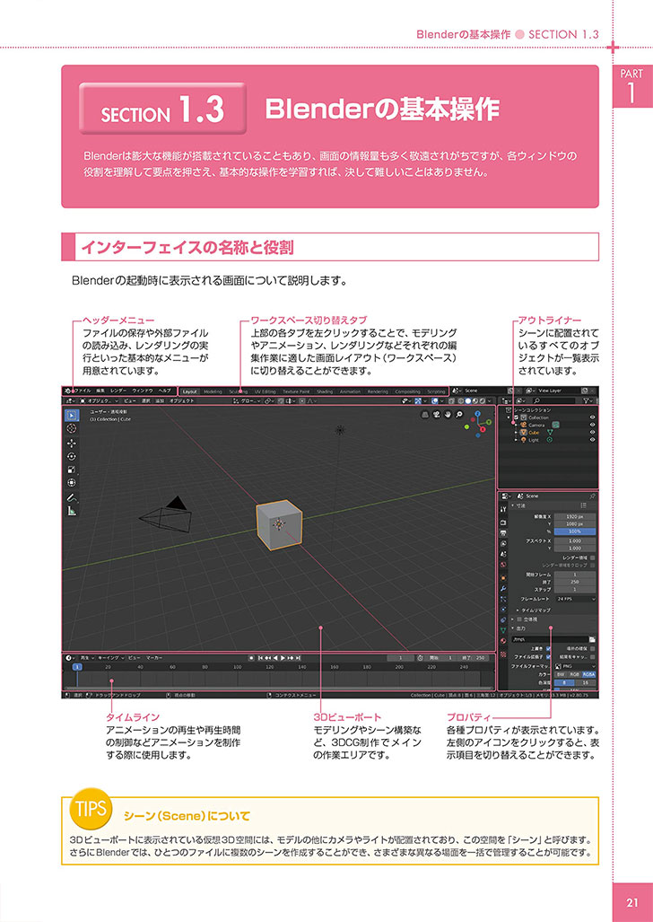 Blender.jp